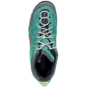 Millet Rockway Shoes Women dynasty green/asphalte